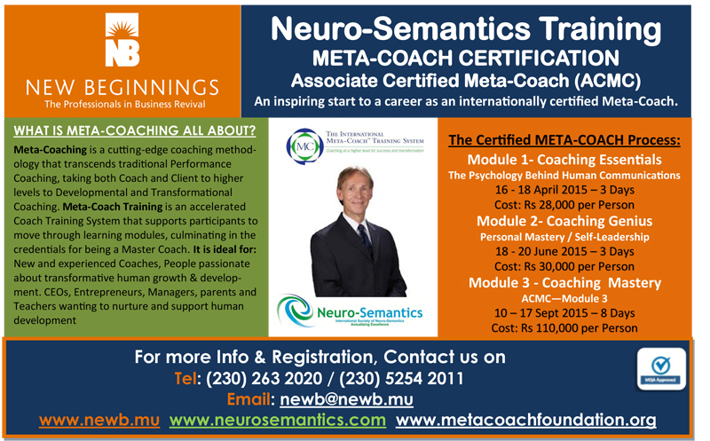 Meta-Coach Trainings