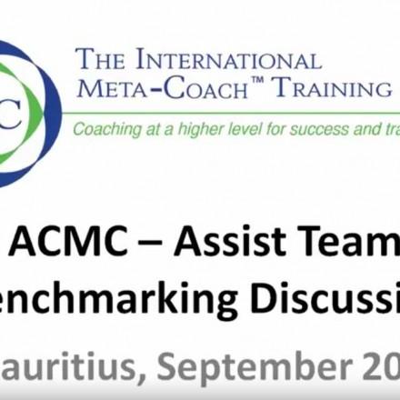 ACMC Assist Team Webinar